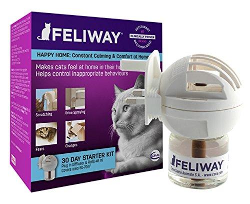 Feliway diffuser review