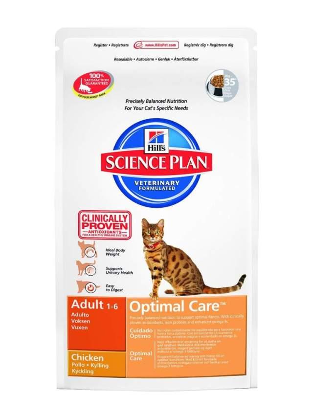 Best Cat Food Hills Feline Adult Chicken Dry Mix