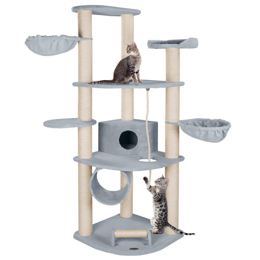 happypet cat021 cat scratching tree