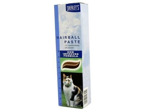 Beaphar Hairball Paste 2-in-1 for Cats