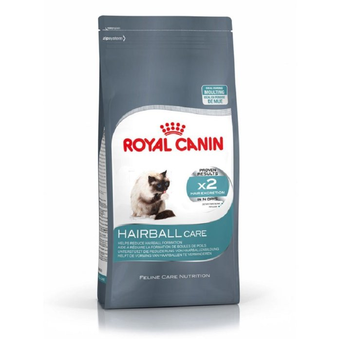 Royal Canin Cat Food Hairball Care