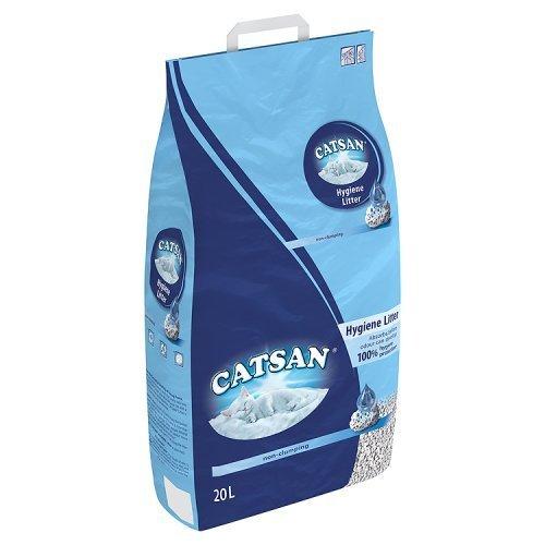 Catsan Hygiene Litter - Best Cat Litter for Indoor Cats