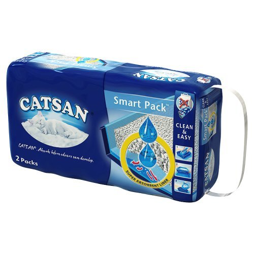 Catsan Smart Pack - best cat litter for indoor cats