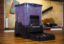 Andrew James New Automatic Pet Feeder