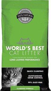 Worlds Best Cat Litter Bag Original 3 Kg