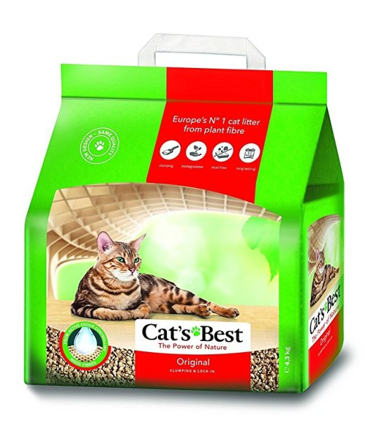 Cats Best Oko Plus Clumping Litter