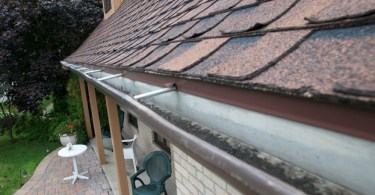 How many slopes a gutter guard should have