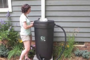 best rain barrel