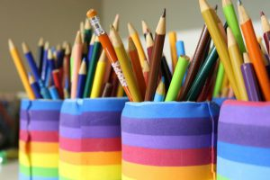 How to Make Colored Pencils Look Like Watercolor