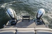 How to Maneuver a Two-Engine Boat?