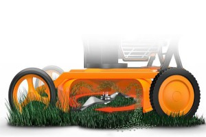 How Does Lawn Mower Mulching Work