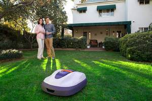 How to set up a robotic lawn mower