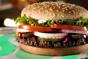 The Meatless Hamburger Dilemma: Organic and Bland or Tasty But Transgenic?