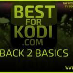 Change your Menu bar in Kodi