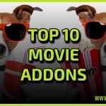 Top 10 Movie Kodi addons 2016