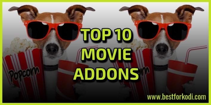 Top 10 Movie Kodi addons 2017