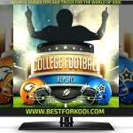 Guide Install College Football Replays Kodi Addon Repo
