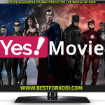 Guide Install Yes Movies Kodi Addon Repo