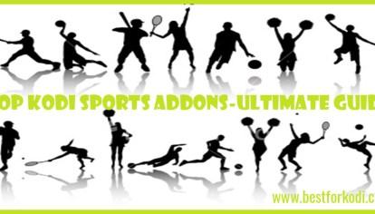 Best Free Sports Addons Kodi Part 1 - Best for Kodi