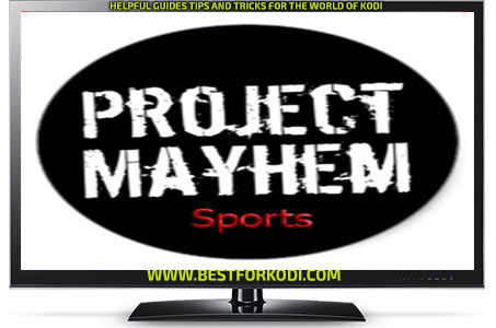 Project Mayhem Sports