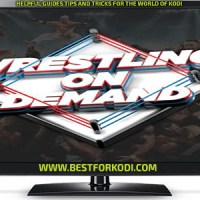 Install Wrestling On Demand Kodi Addon - New Repo - Formally WWE On Demand