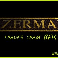 Ezzerman leaves team BFK - Thanks mate for all your blogs