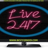 Guide Install Live 24/7 Kodi Addon Repo