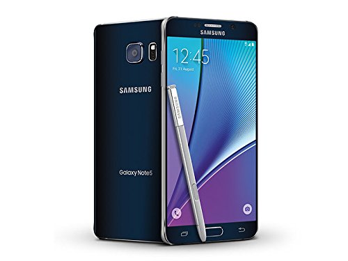 Samsung Galaxy Note 5 for the Elderly
