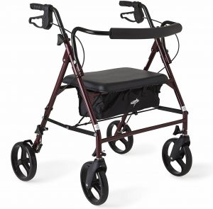 Best Walker For Senior Citizens With Seat