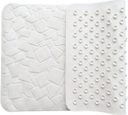 FeschDesign Non Slip Bath Tub Mat For Seniors