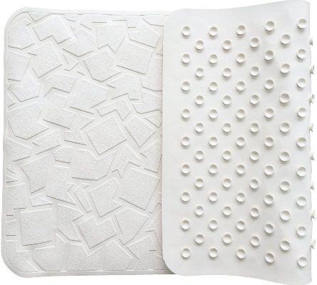 FeschDesign Non Slip Bath Tub Mat For Seniors