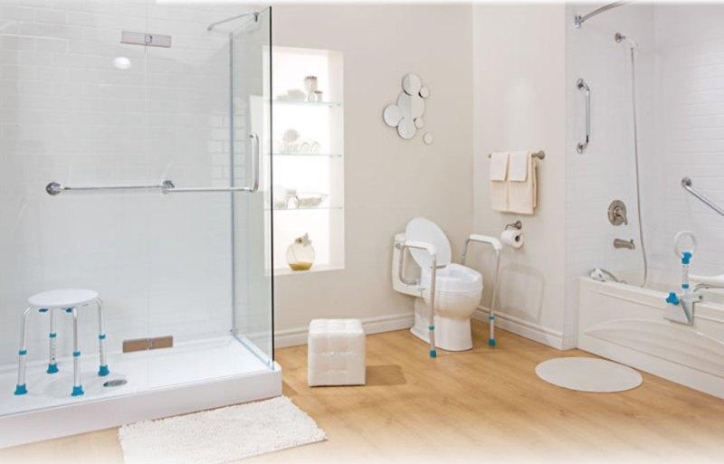 Safety Tips To Make A Bathroom Senior Friendly