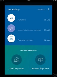 Download Paypal for iPad