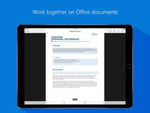 Download Microsoft OneDrive for iPad
