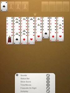 Download FreeCell for iPad