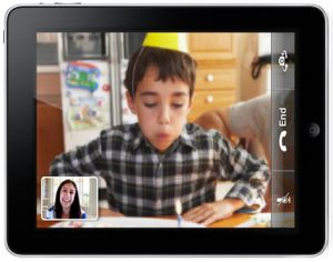 Download FaceTime for iPad