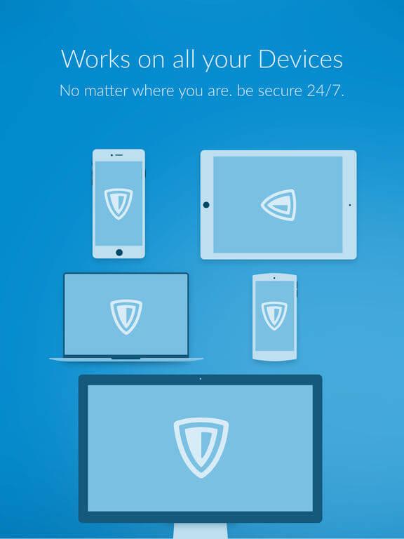 Download ZenMate for iPad