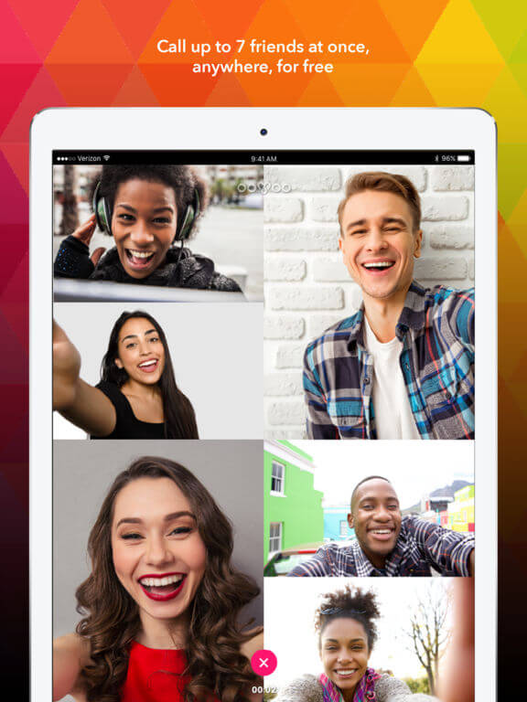 Download ooVoo for iPad