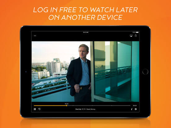 Download Crackle for iPad