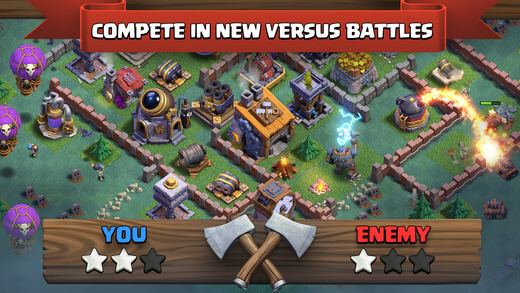 Download Clash of Clans for iPad