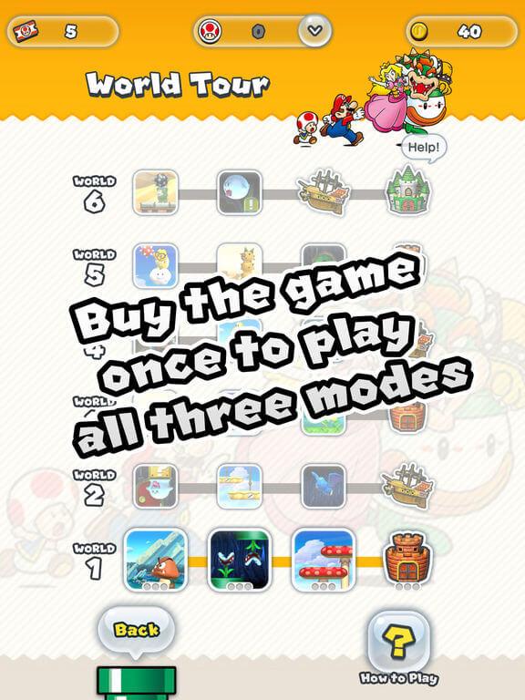 Download Super Mario for iPad