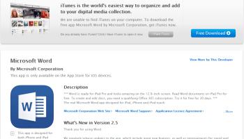 Microsoft Publisher for iPad Download | iPad Productivity