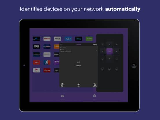 Download Roku App for iPad