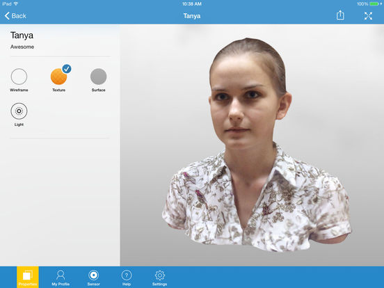 Download 3D Scanner for iPad