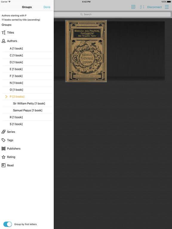 Download Calibre for iPad