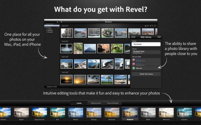 Download Adobe Revel for iPad