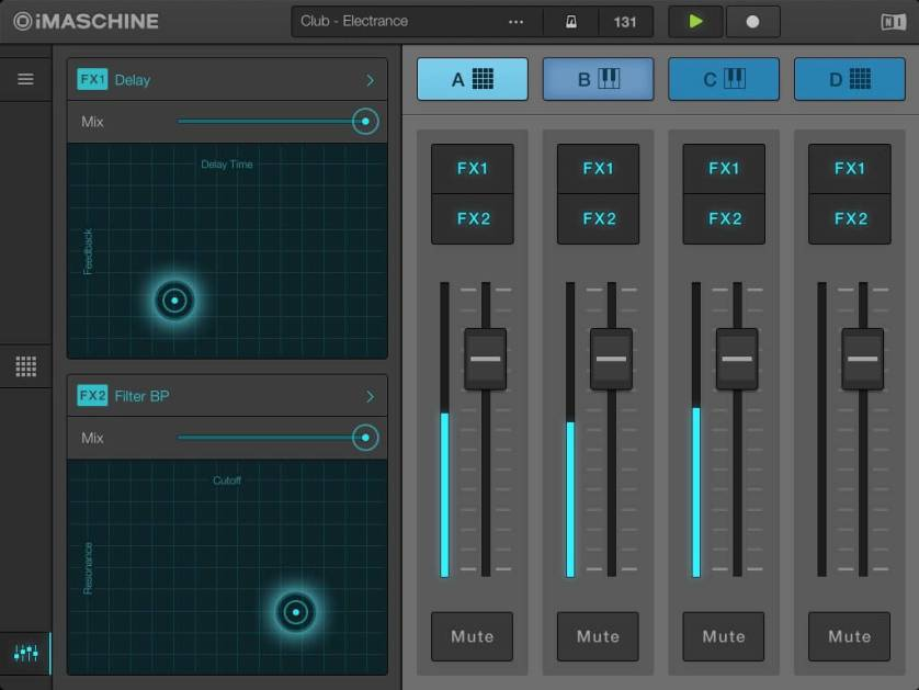 Download iMaschine for iPad