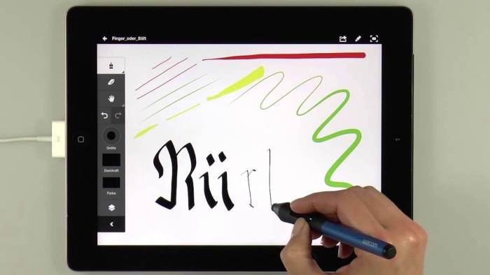 Download Adobe Ideas for iPad