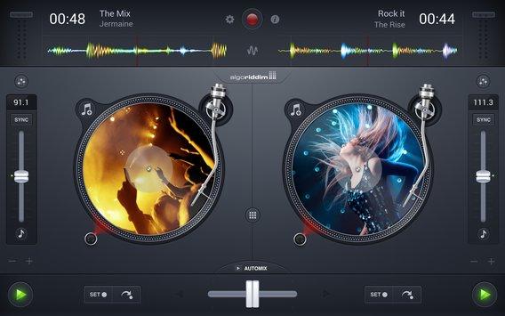 Downloaddjay for iPad