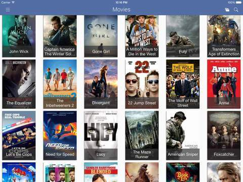 Download PlayBox for iPad